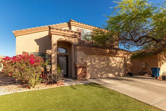 5249 S 236TH Circle, Buckeye, AZ 85326 (MLS #6219888) :: Keller Williams Realty Phoenix