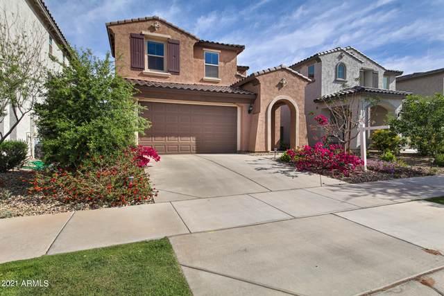 9546 E Thornbush Avenue, Mesa, AZ 85212 (MLS #6219903) :: The Daniel Montez Real Estate Group