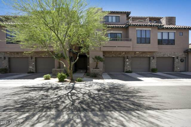 20660 N 40TH Street #2067, Phoenix, AZ 85050 (MLS #6219910) :: ASAP Realty
