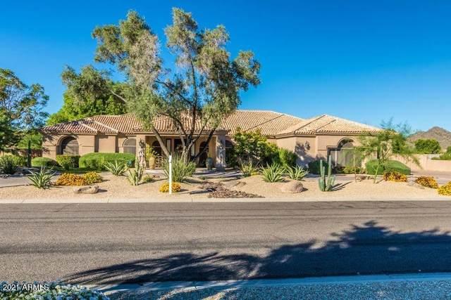 9526 W Camino De Oro, Peoria, AZ 85383 (MLS #6219911) :: The Dobbins Team