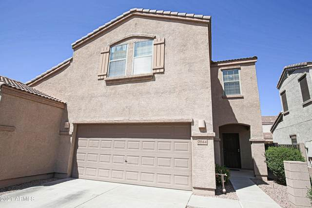 7044 W Downspell Drive, Peoria, AZ 85345 (MLS #6219919) :: Executive Realty Advisors