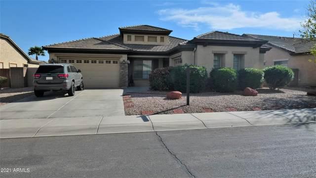 44567 W Garden Lane, Maricopa, AZ 85139 (MLS #6219928) :: Yost Realty Group at RE/MAX Casa Grande