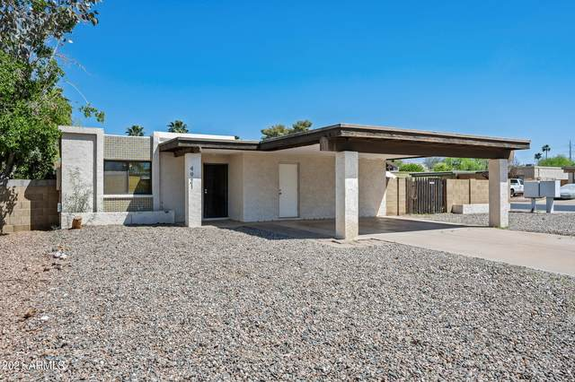 4921 S Potter Drive, Tempe, AZ 85282 (MLS #6219944) :: Yost Realty Group at RE/MAX Casa Grande