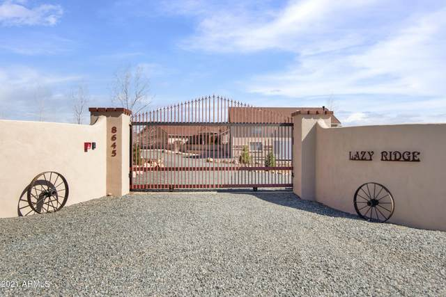 8645 N Howling Lane, Prescott Valley, AZ 86315 (MLS #6219953) :: My Home Group