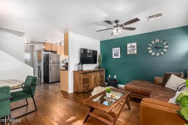5815 E Blue Ridge Drive #8, Cave Creek, AZ 85331 (MLS #6219967) :: Kepple Real Estate Group