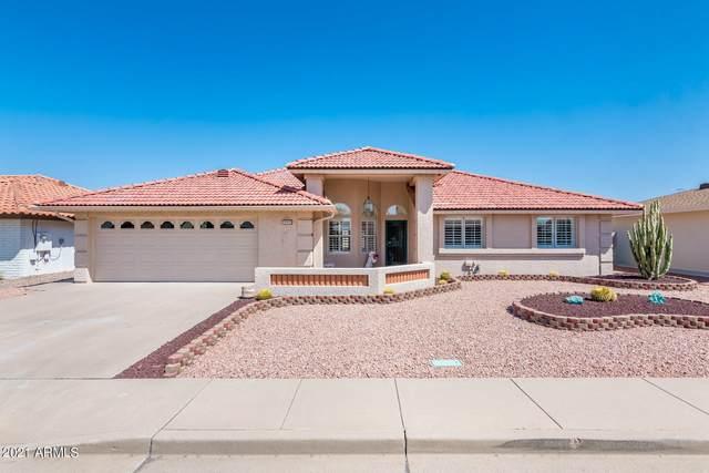 7850 E Meseto Avenue, Mesa, AZ 85209 (MLS #6219977) :: Service First Realty
