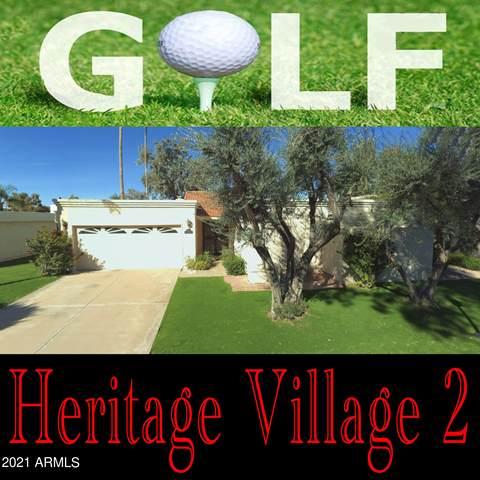 7944 E Via Costa Road N, Scottsdale, AZ 85258 (MLS #6219980) :: Kepple Real Estate Group