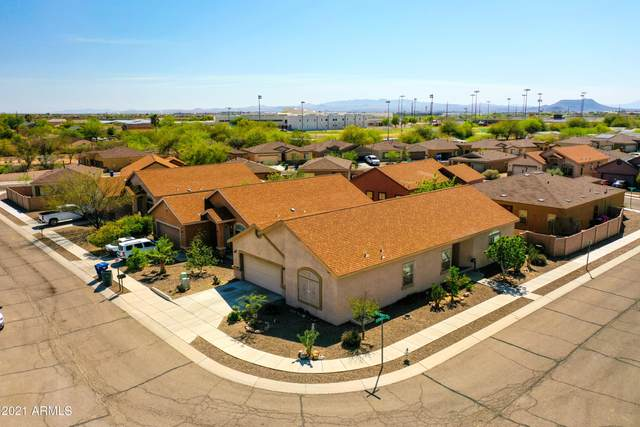 6246 S Dark Water Way, Tucson, AZ 85706 (MLS #6219981) :: Sheli Stoddart Team   M.A.Z. Realty Professionals