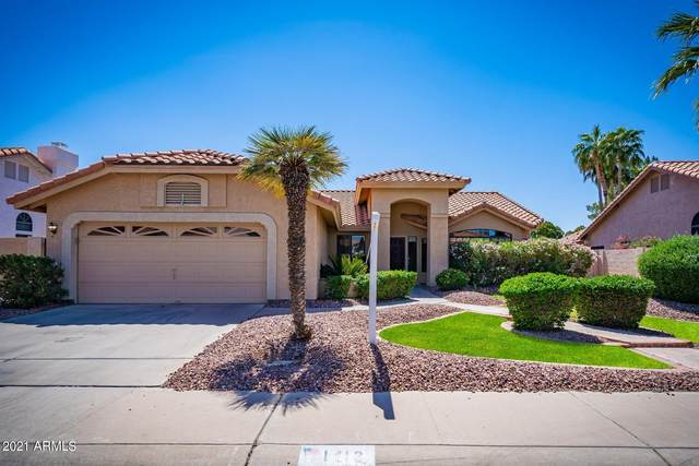 1413 W Iris Drive, Gilbert, AZ 85233 (MLS #6219991) :: The Dobbins Team