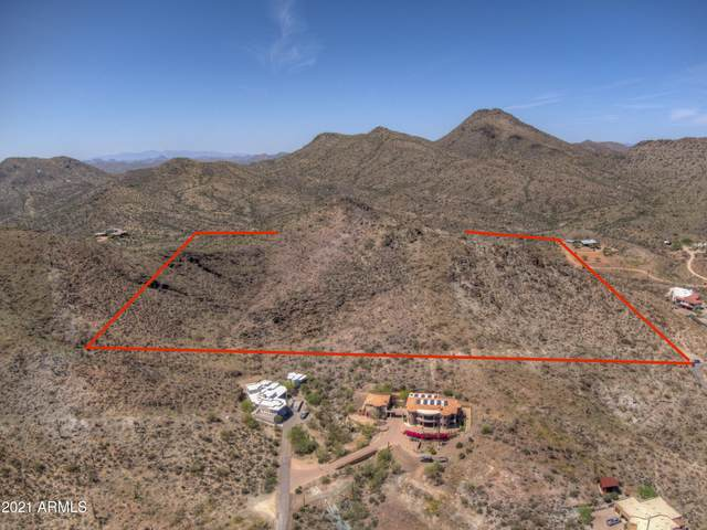 0 N Desert Hills Drive, Cave Creek, AZ 85331 (MLS #6220012) :: Arizona Home Group