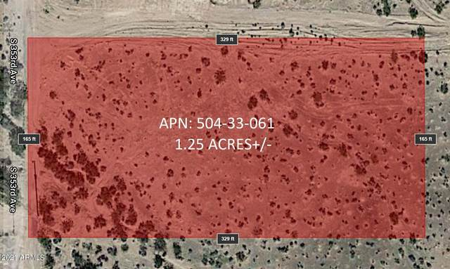4983 S 352nd Drive, Tonopah, AZ 85354 (MLS #6220022) :: Yost Realty Group at RE/MAX Casa Grande