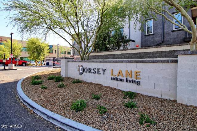 2090 S Dorsey Lane #1043, Tempe, AZ 85282 (MLS #6220028) :: The Riddle Group