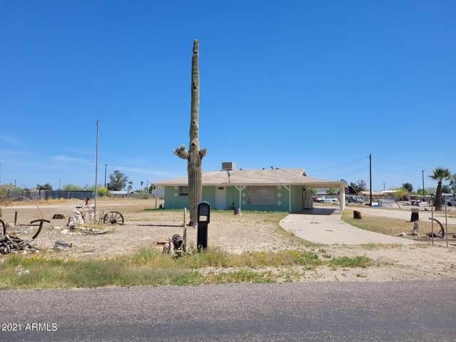 1119 N 192ND Avenue, Buckeye, AZ 85326 (MLS #6220038) :: Executive Realty Advisors