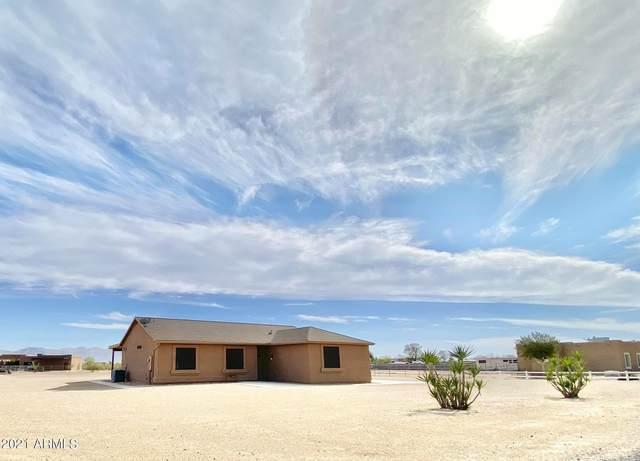 28025 N 230TH Avenue, Wittmann, AZ 85361 (MLS #6220042) :: Long Realty West Valley