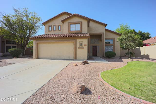 6818 W Quail Avenue, Glendale, AZ 85308 (MLS #6220063) :: Sheli Stoddart Team | M.A.Z. Realty Professionals