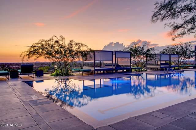 7120 E Kierland Boulevard #412, Scottsdale, AZ 85254 (MLS #6220077) :: Synergy Real Estate Partners