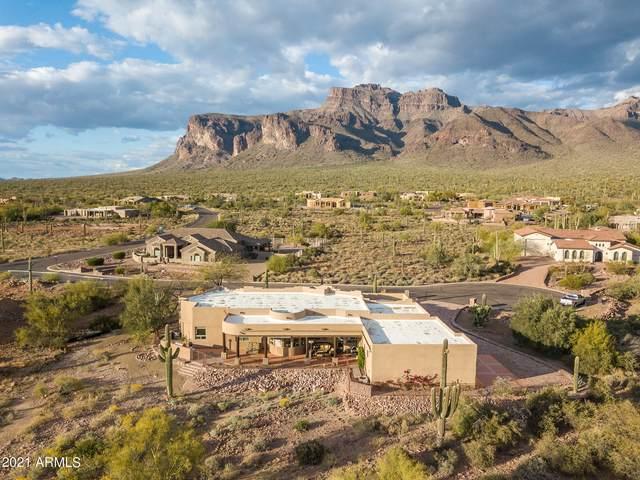 1158 S Deer Run Court, Apache Junction, AZ 85119 (MLS #6220081) :: The Luna Team
