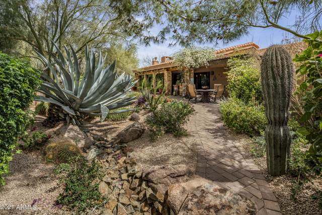 1037 Boulder Drive, Carefree, AZ 85377 (MLS #6220082) :: The Riddle Group