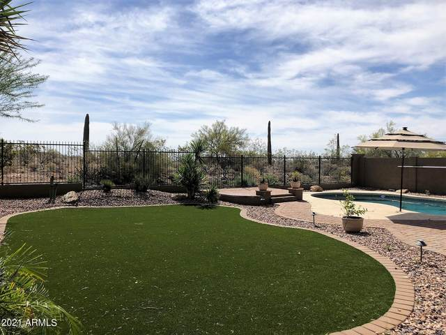 43119 N National Trail, Anthem, AZ 85086 (MLS #6220097) :: Executive Realty Advisors