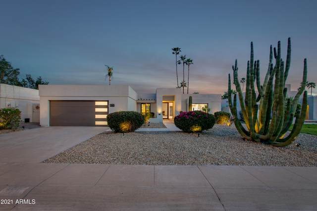 8717 E San Bruno Drive, Scottsdale, AZ 85258 (MLS #6220098) :: Executive Realty Advisors