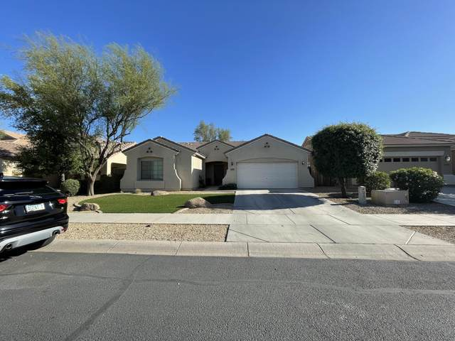 16381 W Cameron Drive, Surprise, AZ 85388 (MLS #6220099) :: Maison DeBlanc Real Estate