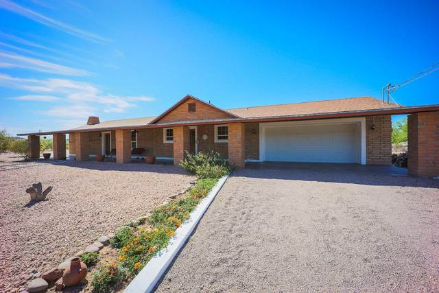 230 E Ball Road, Ajo, AZ 85321 (MLS #6220118) :: Hurtado Homes Group