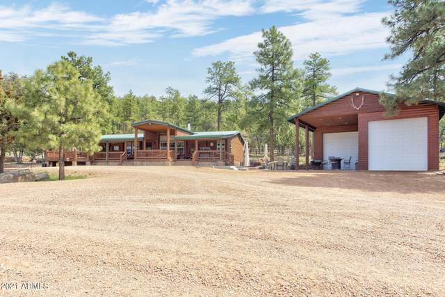 338 Forest Service Rd 428A, Pine, AZ 85544 (MLS #6220126) :: Executive Realty Advisors