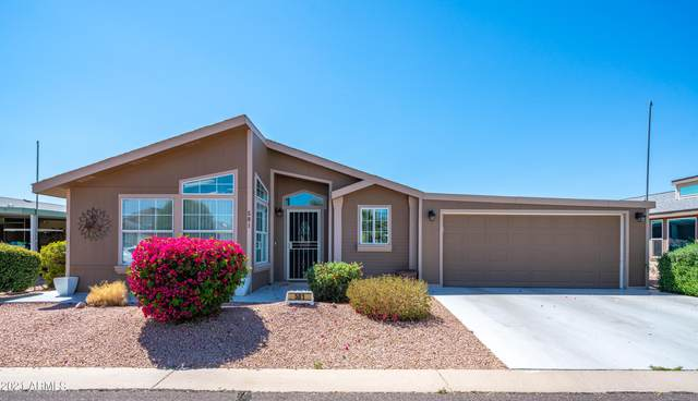 8500 E Southern Avenue #501, Mesa, AZ 85209 (MLS #6220129) :: The Newman Team