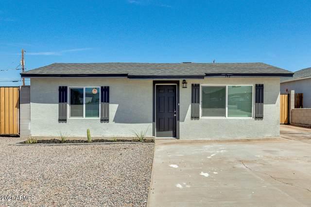 742 W Jones Avenue, Phoenix, AZ 85041 (MLS #6220136) :: Hurtado Homes Group