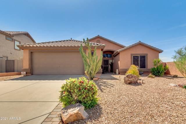 6683 E Hacienda La Noria Lane, Gold Canyon, AZ 85118 (MLS #6220144) :: Hurtado Homes Group