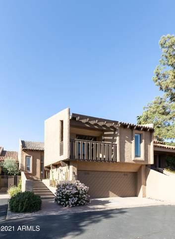 4434 E Camelback Road #132, Phoenix, AZ 85018 (MLS #6220146) :: Long Realty West Valley