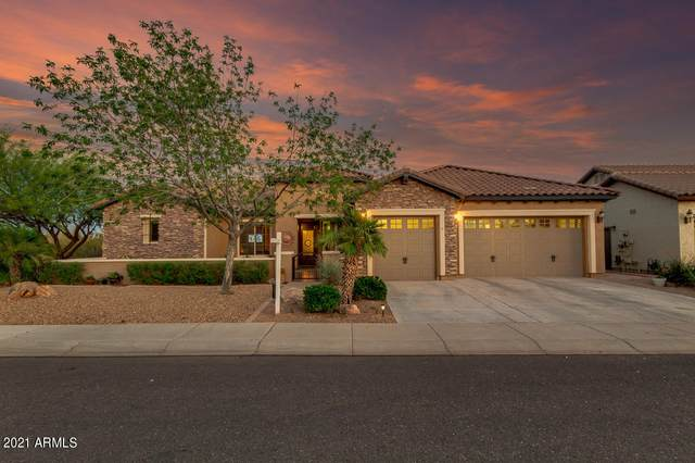 6673 W Patriot Way, Florence, AZ 85132 (MLS #6220156) :: Conway Real Estate