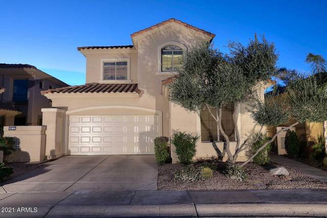 11374 N 78TH Street, Scottsdale, AZ 85260 (MLS #6220169) :: Service First Realty