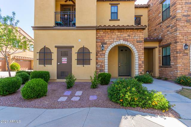 4777 S Fulton Ranch Boulevard #2033, Chandler, AZ 85248 (MLS #6220174) :: Lucido Agency