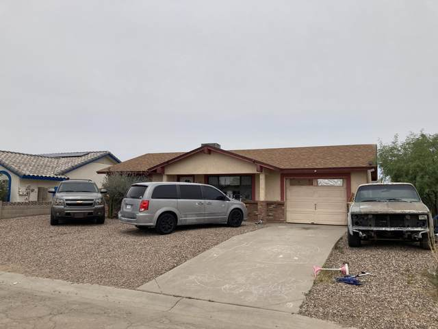 9564 W Troy Drive, Arizona City, AZ 85123 (MLS #6220183) :: Yost Realty Group at RE/MAX Casa Grande