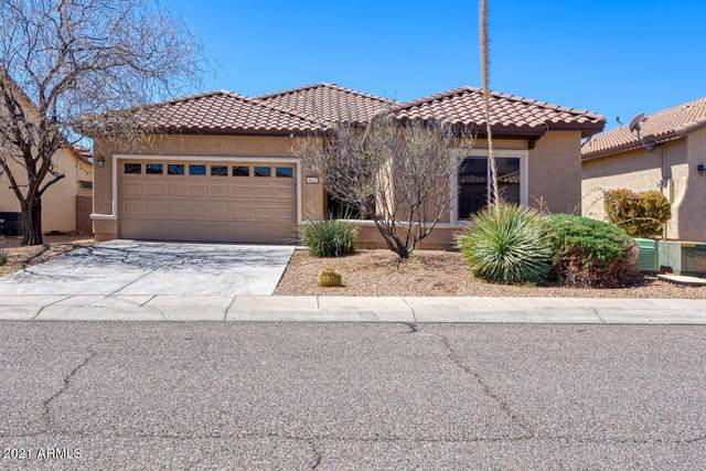 5470 Waco Drive, Sierra Vista, AZ 85635 (MLS #6220193) :: Executive Realty Advisors