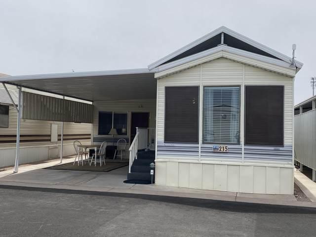 215 E Gila Drive, Florence, AZ 85132 (MLS #6220196) :: My Home Group