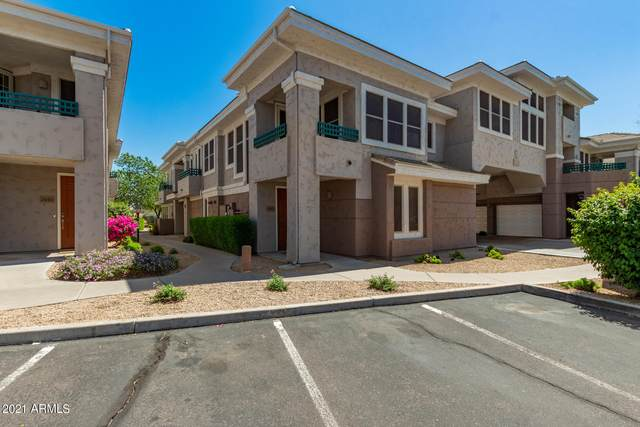 15221 N Clubgate Drive #2052, Scottsdale, AZ 85254 (MLS #6220205) :: Service First Realty