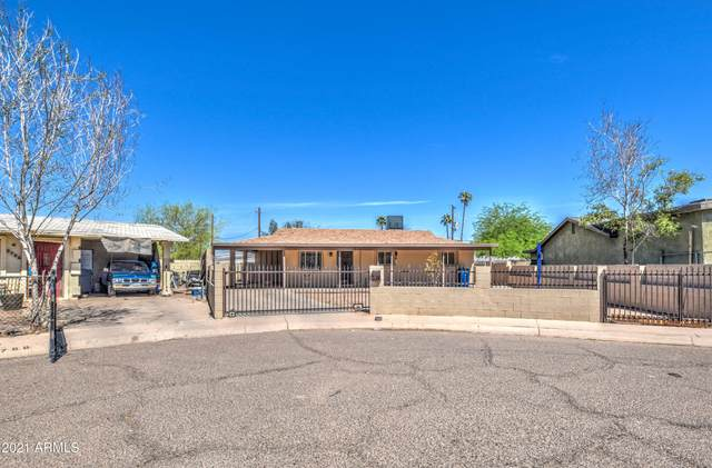 3750 W Chipman Road, Phoenix, AZ 85041 (MLS #6220220) :: Executive Realty Advisors