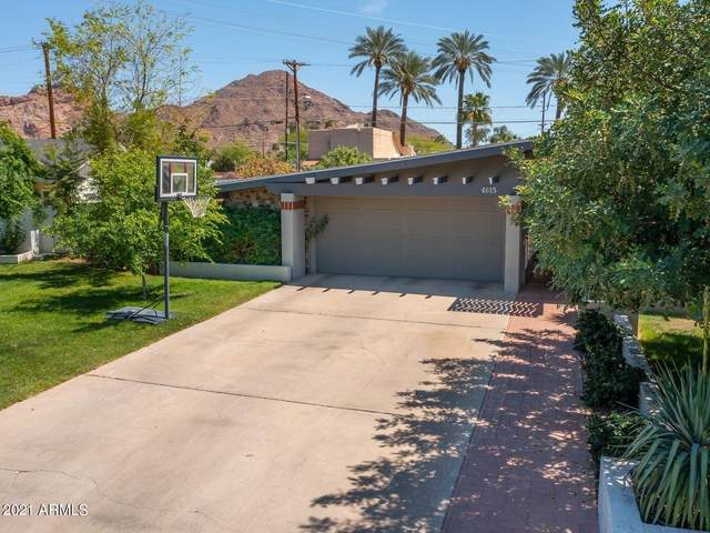 4615 N 43RD Street, Phoenix, AZ 85018 (MLS #6220224) :: Executive Realty Advisors