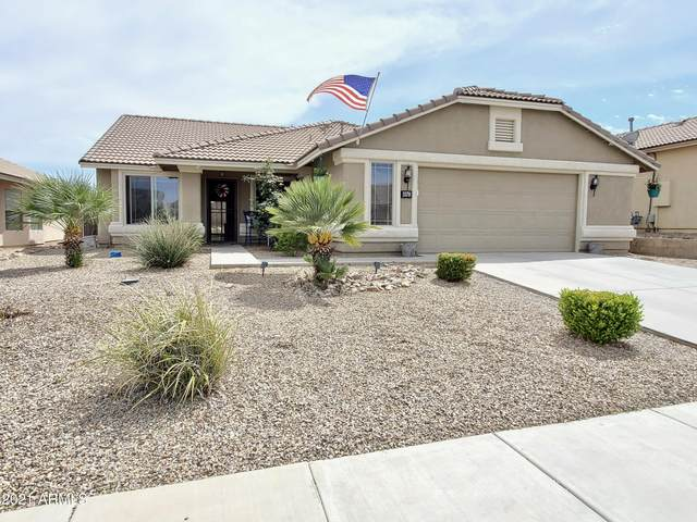 3370 Amber Way, Sierra Vista, AZ 85635 (MLS #6220232) :: RE/MAX Desert Showcase