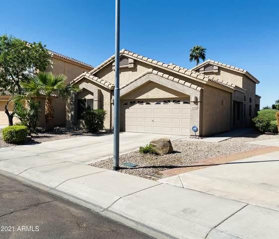14436 N 87TH Drive -LAKE->, Peoria, AZ 85381 (MLS #6220238) :: The Garcia Group