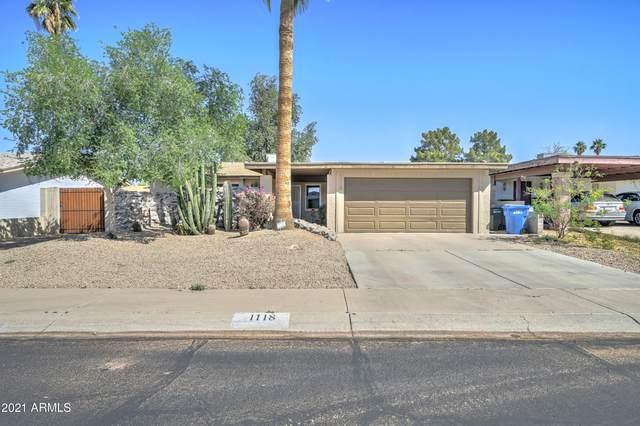 1118 W Muriel Drive, Phoenix, AZ 85023 (MLS #6220239) :: Dijkstra & Co.