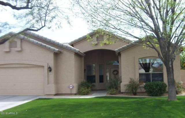1303 W San Carlos Place, Chandler, AZ 85248 (MLS #6220240) :: RE/MAX Desert Showcase