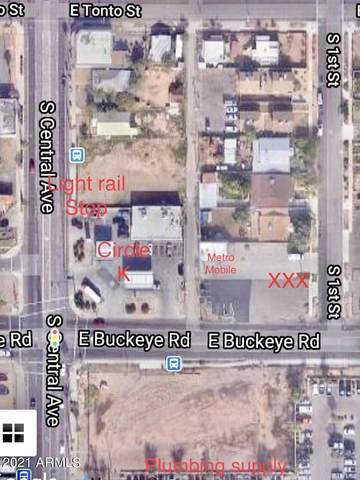 101 E Buckeye Road S, Phoenix, AZ 85003 (MLS #6220243) :: Executive Realty Advisors