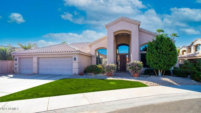 11802 E Mission Lane, Scottsdale, AZ 85259 (MLS #6220244) :: TIBBS Realty