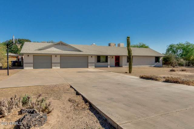 19432 E Cloud Road, Queen Creek, AZ 85142 (MLS #6220245) :: Dijkstra & Co.