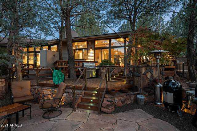 25 Northern Shadows Lane, Sedona, AZ 86336 (MLS #6220255) :: Executive Realty Advisors
