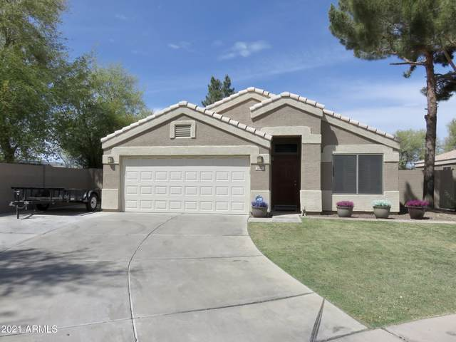 1694 E Sierra Madre Avenue, Gilbert, AZ 85296 (MLS #6220257) :: Yost Realty Group at RE/MAX Casa Grande