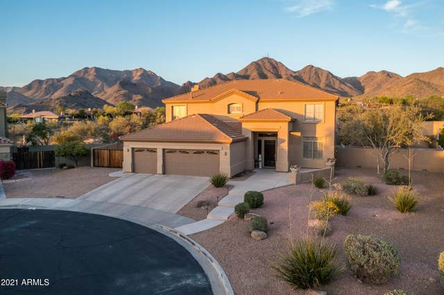 10982 E Raintree Drive, Scottsdale, AZ 85255 (MLS #6220272) :: Yost Realty Group at RE/MAX Casa Grande